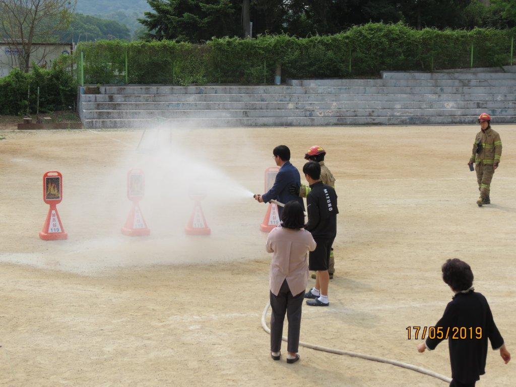 소방대피훈련